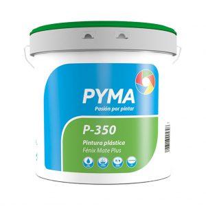 Pintura plástica Pyma P-350