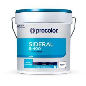 Pintura plástica Procolor Sideral S-400